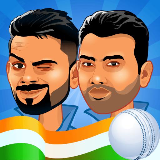 Stick Cricket Virat + Rohit